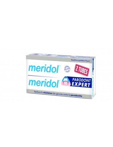 Méridol Lot Dentifrice Parodont Expert- 2x75ml