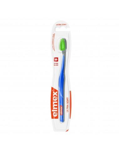 Elmex Brosse à Dents Anti-Caries Ultrasoft - x1
