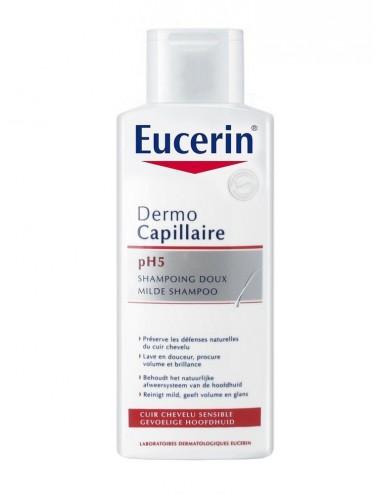 Eucerin shampoing doux PH5 250ml