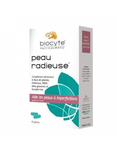 Biocyte Peau Radieuse 60 Gelules