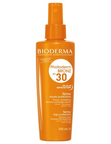 Bioderma photoderm bronz spray SPF 30