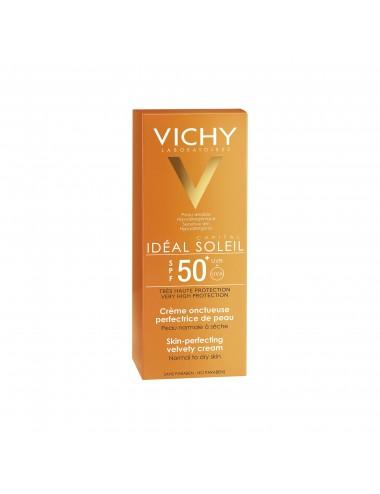 Vichy Idéal Soleil Crème onctueuse SPF50+ Tube 50ml