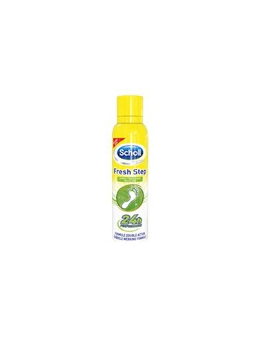 Scholl déodorant spray fraîcheur 150ml