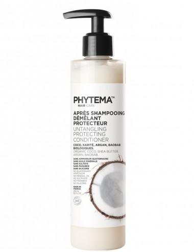 Phytema Après Shampooing Démêlant Protecteur Coco 250ml