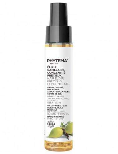 Phytema Elixir capillaire Concentré Précieux Avant Shampooing 50ml