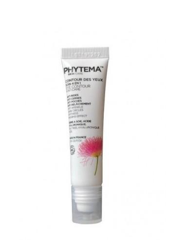 Phytema Skin Care Contour des Yeux 4en1 15ml