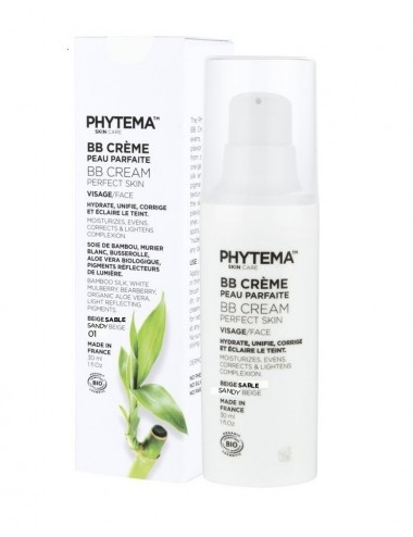 Phytema Skin Care BB Crème 01 Beige Sable 30ml