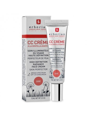 Erborian CC Crème Doré 15ml