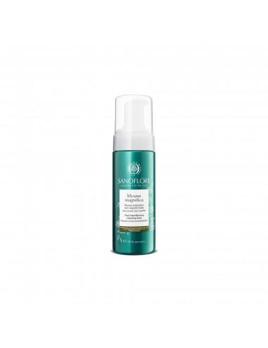Sanoflore Magnifica Mousse nettoyante purifiante 150 ml