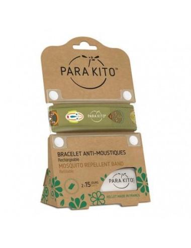 Parakito Bracelet Anti-moustiques Mask