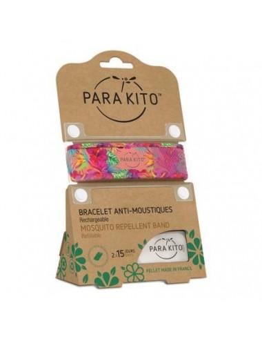 Parakito Bracelet Anti-moustiques Summertime