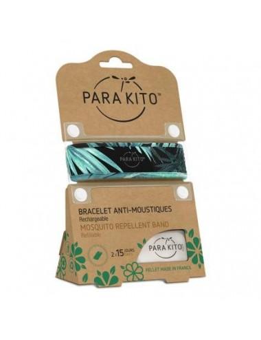Parakito Bracelet Anti-moustiques Dark Explorer