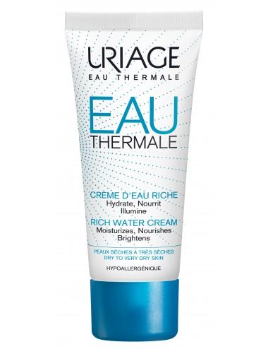 Uriage Eau Thermale - Crème d'Eau Riche - 40ml