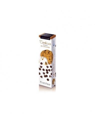 Protifast Cookies chocolat Protéinés 12 unités