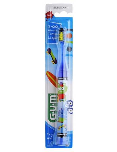 Gum Brosse à dents Timer light 7+