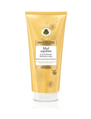 Sanoflore Miel Suprême Lait corps nutritif 200 ml