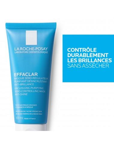 La Roche Posay Effaclar Masque sébo-régulateur Masque 100ml