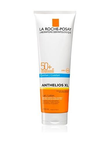 La Roche Posay Anthelios Crème Solaire en Lait Hydratant Corps SPF50+ Sans Parfum 250ml