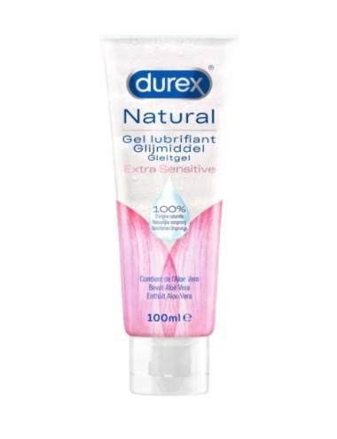 Durex Gel lubrifiant Natural Extra Sensitive 100ml