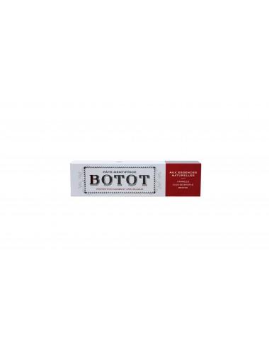 Botot Dentifrice Rouge 75ml