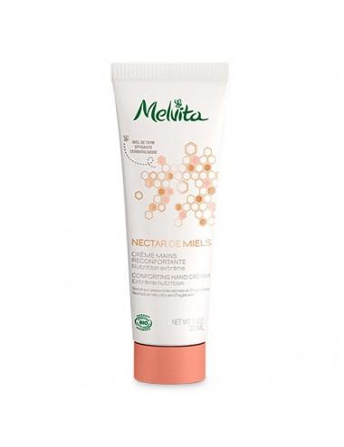 Melvita Nectar de Miels Crème Mains Réconfortante 75 ml