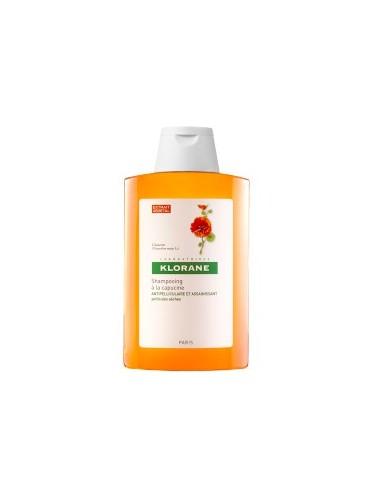 Klorane shampoing antipelliculaire à la capucine 200ml