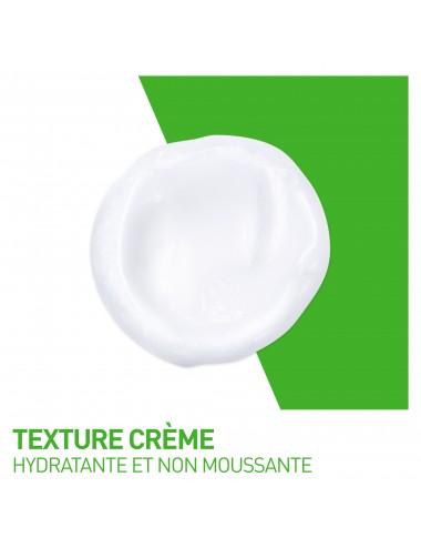 CeraVe Crème Lavante Hydratante visage et corps pour les peaux sèches à très sèches 236ml