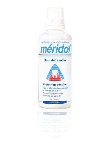 Méridol Bain de bouche Protection Gencives- 400ml