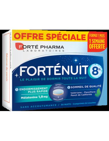 Forte Pharma Forté Nuit 8h 30 comprimés
