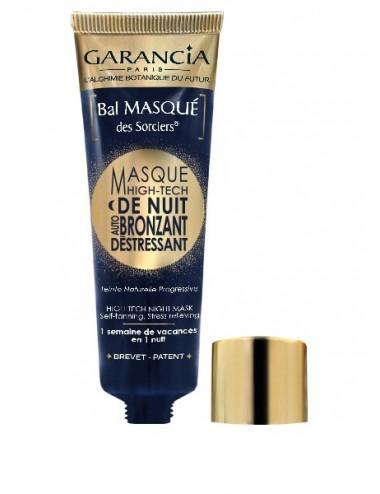Garancia Bal Masqué des Sorciers Masque Nuit Autobronzant Déstressant 50ml