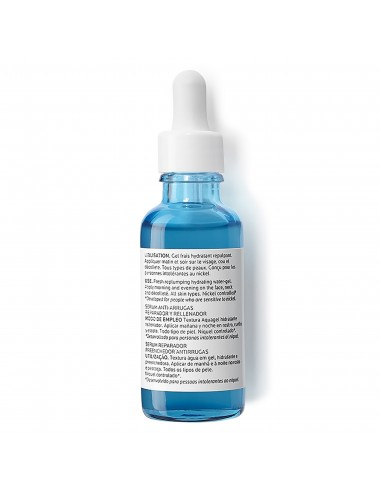 La Roche Posay Hyalu B5 Sérum anti-rides à l'acide hyaluronique pipette 30ml