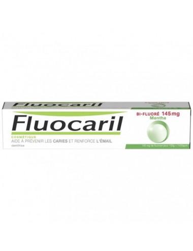 Fluocaril Dentifrice Bi-Fluoré 145mg Menthe 75ml