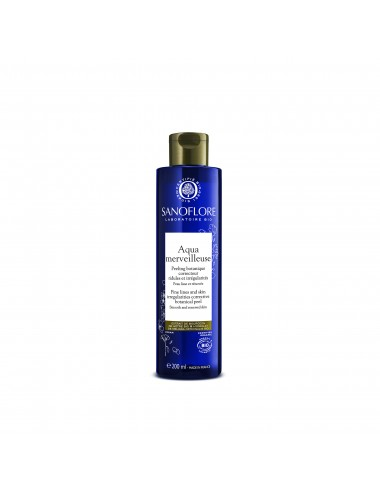 Sanoflore Aqua Merveilleuse Peeling botanique régénérant 200ml