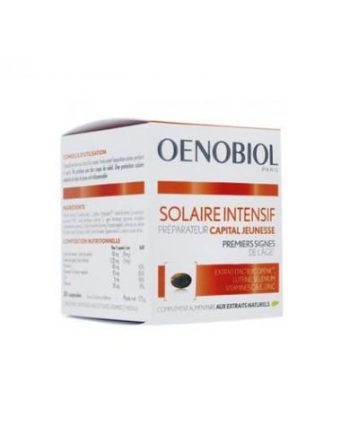 Oenobiol Solaire Intensif Préparateur Capital Jeunesse 30 Capsules