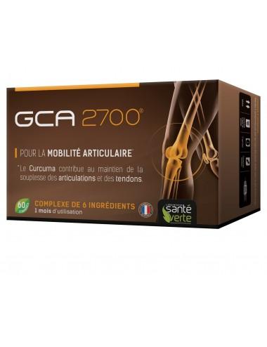 Santé Verte GCA2700 - 60 Comprimés