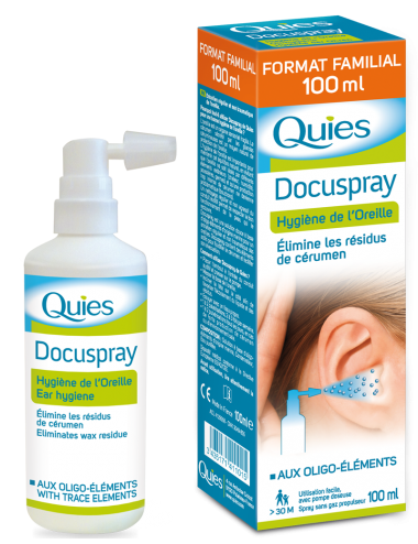 Quies Docuspray spray 100ml