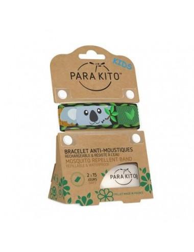 Parakito Bracelet Enfant Anti-moustiques Koala