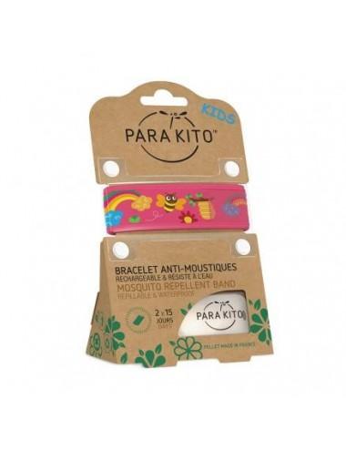 Parakito Bracelet Enfant Anti-moustiques Abeille