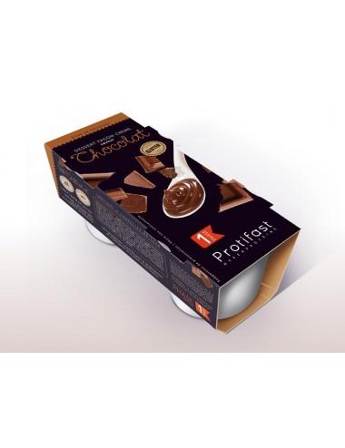 Protifast Crème Dessert Chocolat Lot de 2x125g