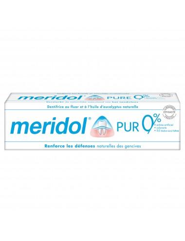Méridol Dentifrice pur - 75ml