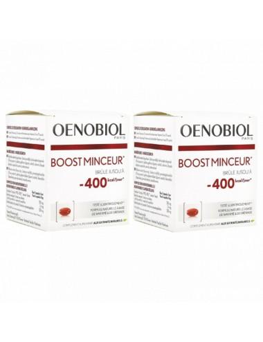 Oenobiol Boost Minceur Lot de 2 x 90 Capsules