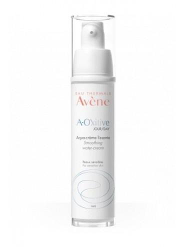Avène A-OXitive Aqua-crème lissante Flacon-pompe airless 30ml
