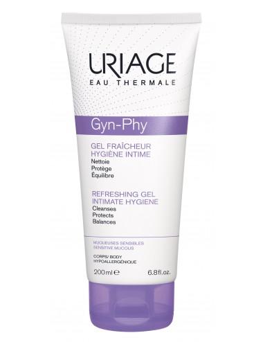 Uriage Gyn-Phy - Gel fraîcheur - Tube 200ml