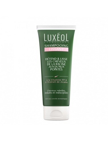 Luxéol Shampoong Lissant 200ml