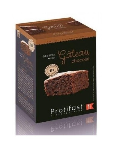 Protifast Dessert Gâteau Chocolat x7