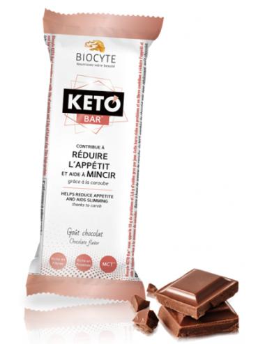 Biocyte Keto Bar Satiété & perte de poids 35g