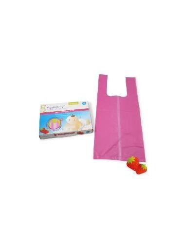 Orgakiddy sac à couches parfumé fraises X50