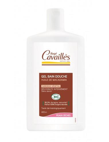Rogé Cavaillès Bain Macadamia 400ml Bio