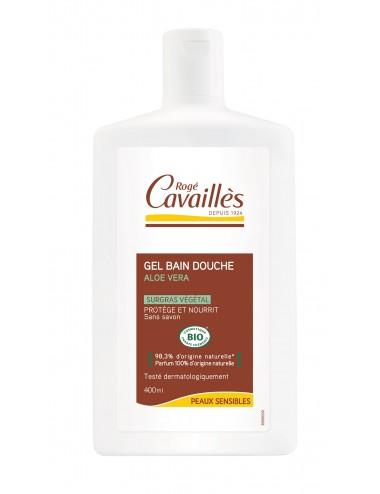 Rogé Cavaillès Bain Bio Aloe Vera 400ml