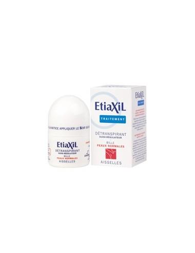 Etiaxil détranspirant aisselles peaux normales 15ml